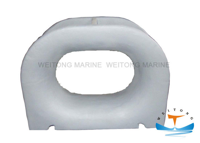 Panama Chock Marine Mooring Equipment 253kgs For AC Boat Bulwark Mounting